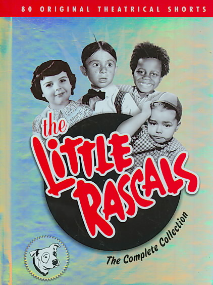 LITTLE RASCALS:COMPLETE COLLECTION BY LITTLE RASCALS (DVD)