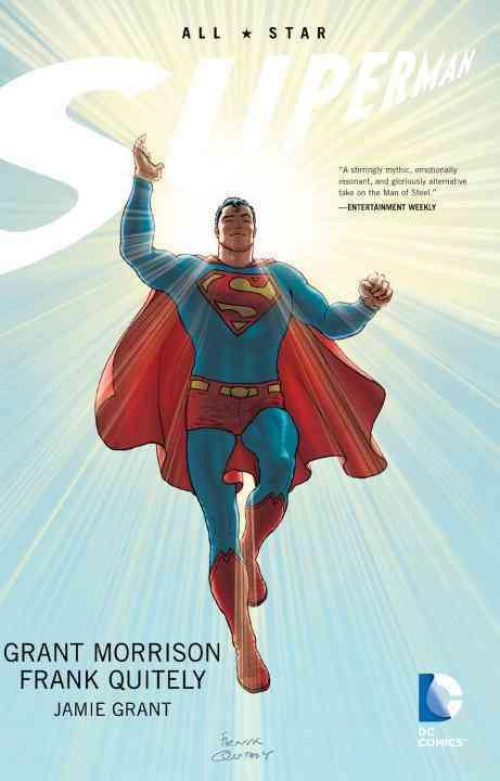 All Star Superman By Morrison, Grant/ Quitely, Frank (ILT)