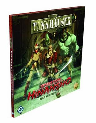Tannhauser By Fantasy Flight Games (COR)